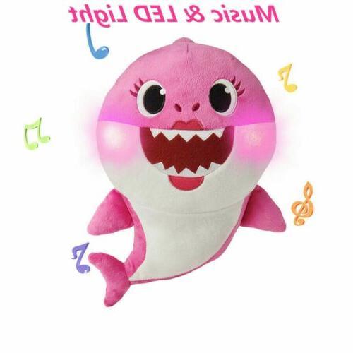Baby Shark Toys English Song Cute Cartoon