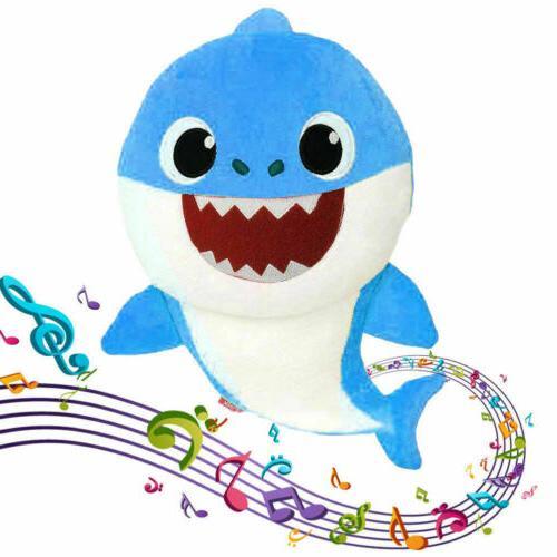 Baby Toys Soft Plush Singing English Cute