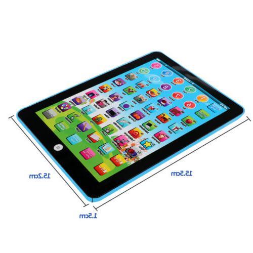 Educational For Kids Boy Tablet