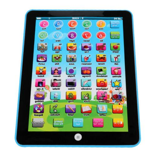 Educational For 3 5 Year Olds Tablet Toddlers