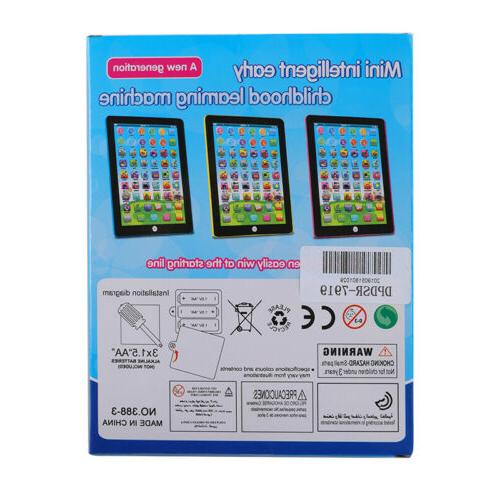 Kids TABLET PAD Educational For Girls Baby US