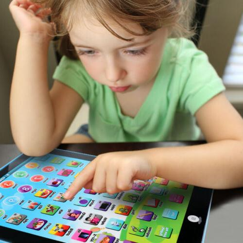 Educational 1-6 Year Toddlers Kids Tablet