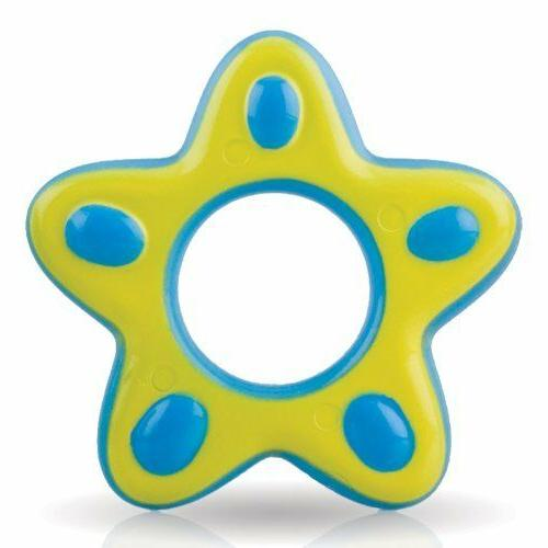 Baby Toy Nuby Octopus 3 Rings Toss Toddler Gift Play