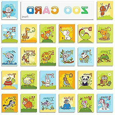 Baby Zoo Series 26pcs with Cloth Over 0 Years