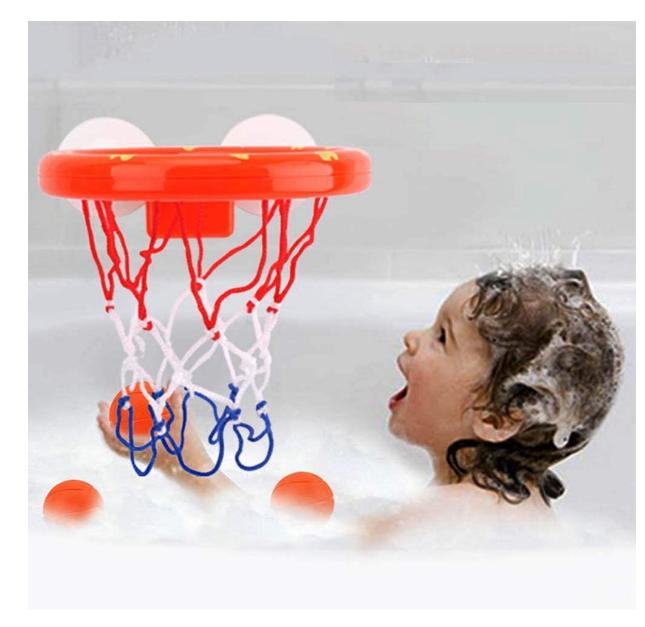 Bath For Kids Toddlers 1 Toddler Basketball Hoop