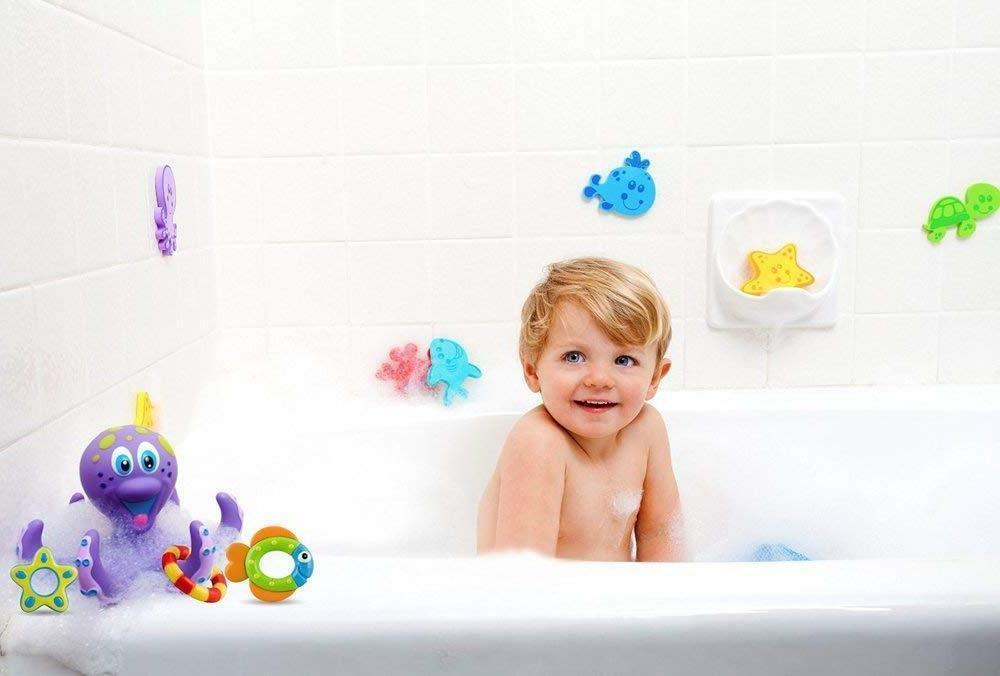 Nuby Bathtime Fun Preschool Pool