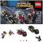 Lego Batman Gotham City Building Toys For Kids Construction
