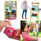 Barbie Beekeeper Playset Blonde Multicolor Toys & Games