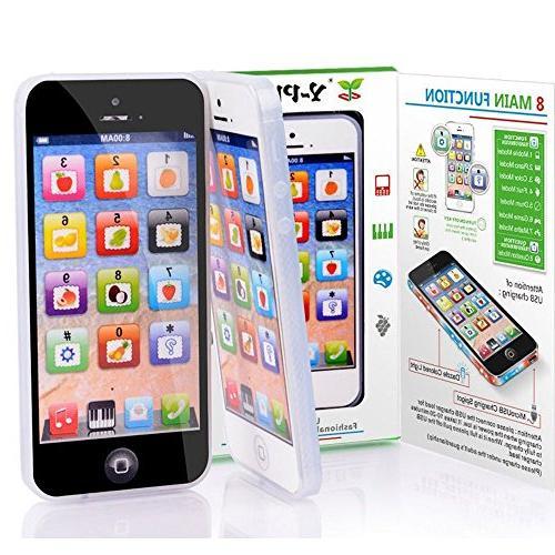 black mobile toy y phone