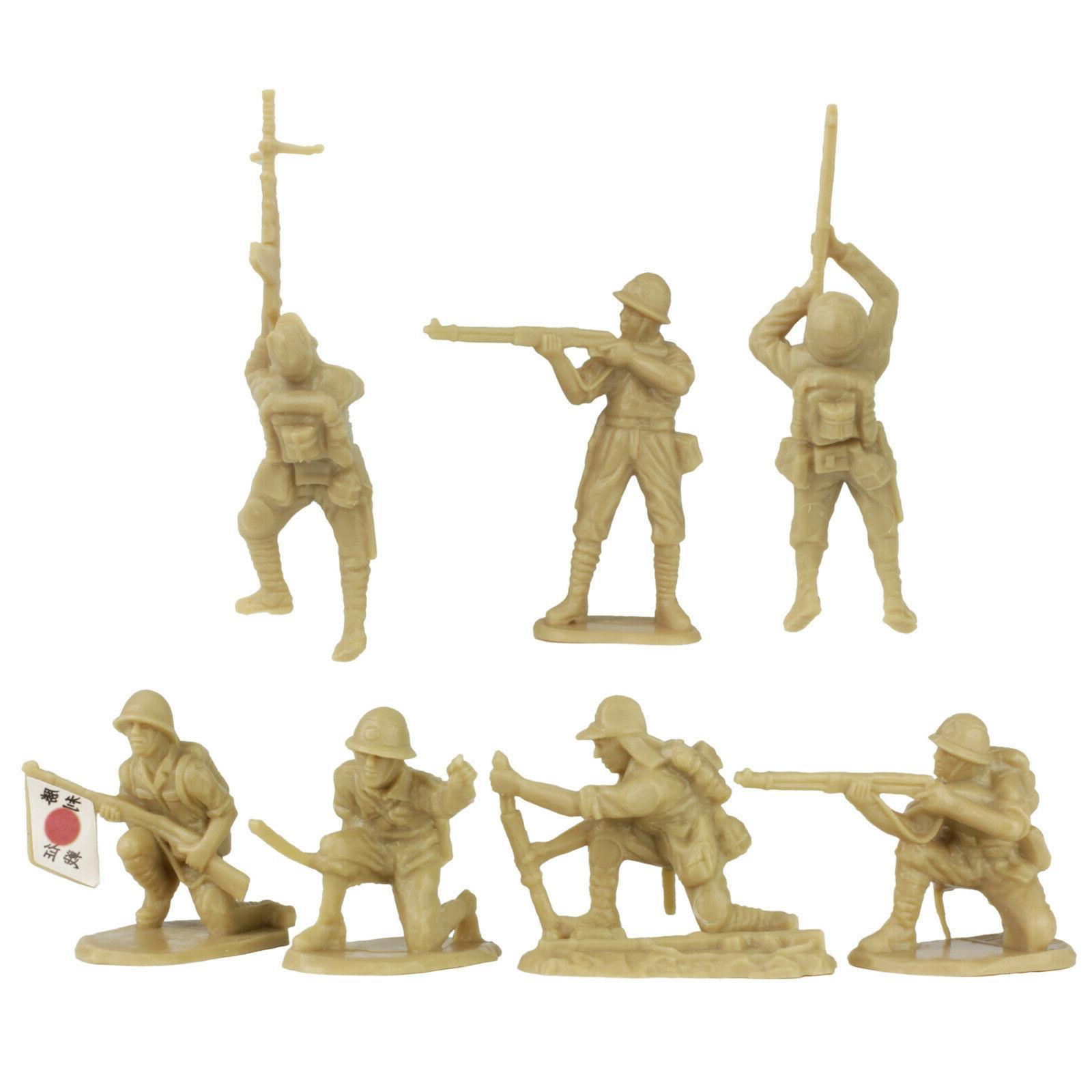 BMC Plastic Army Figures