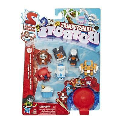 Transformers BotBots 1 8-Pack -- Figures