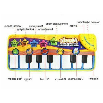 Boy Girls Kids Musical Mat Development US.