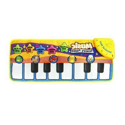 Boy Musical Piano Play Mat Development US.