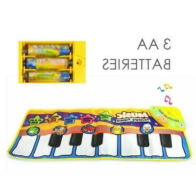 Boy Kids Musical Play Development US.