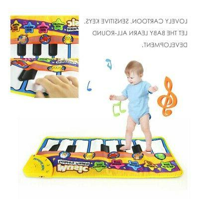boy girls kids baby musical piano play