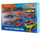 Hot Wheels Car Toys For Kids 9-Car Gift Pack Toy Box Models