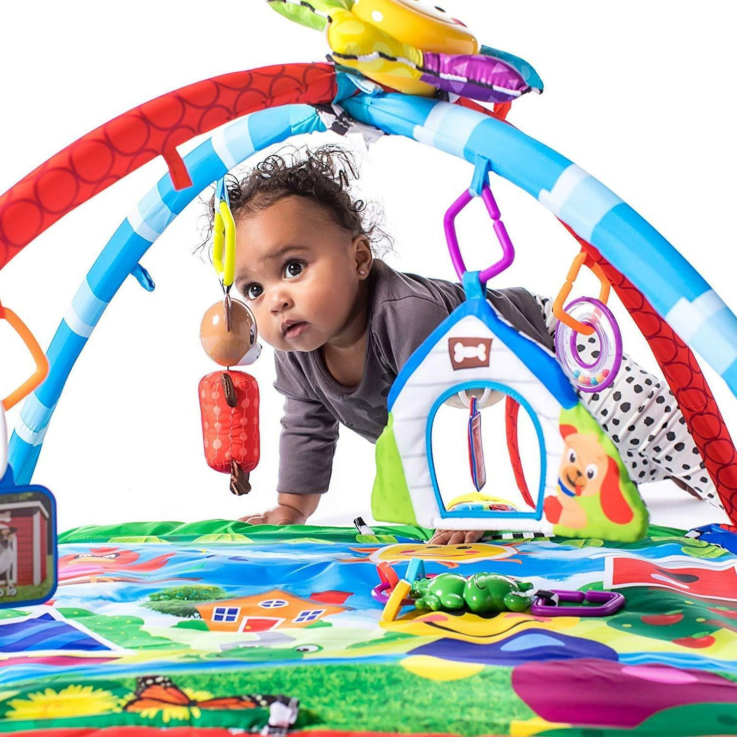 Caterpillar & Gym with Lights Melodies, Ages Newborn