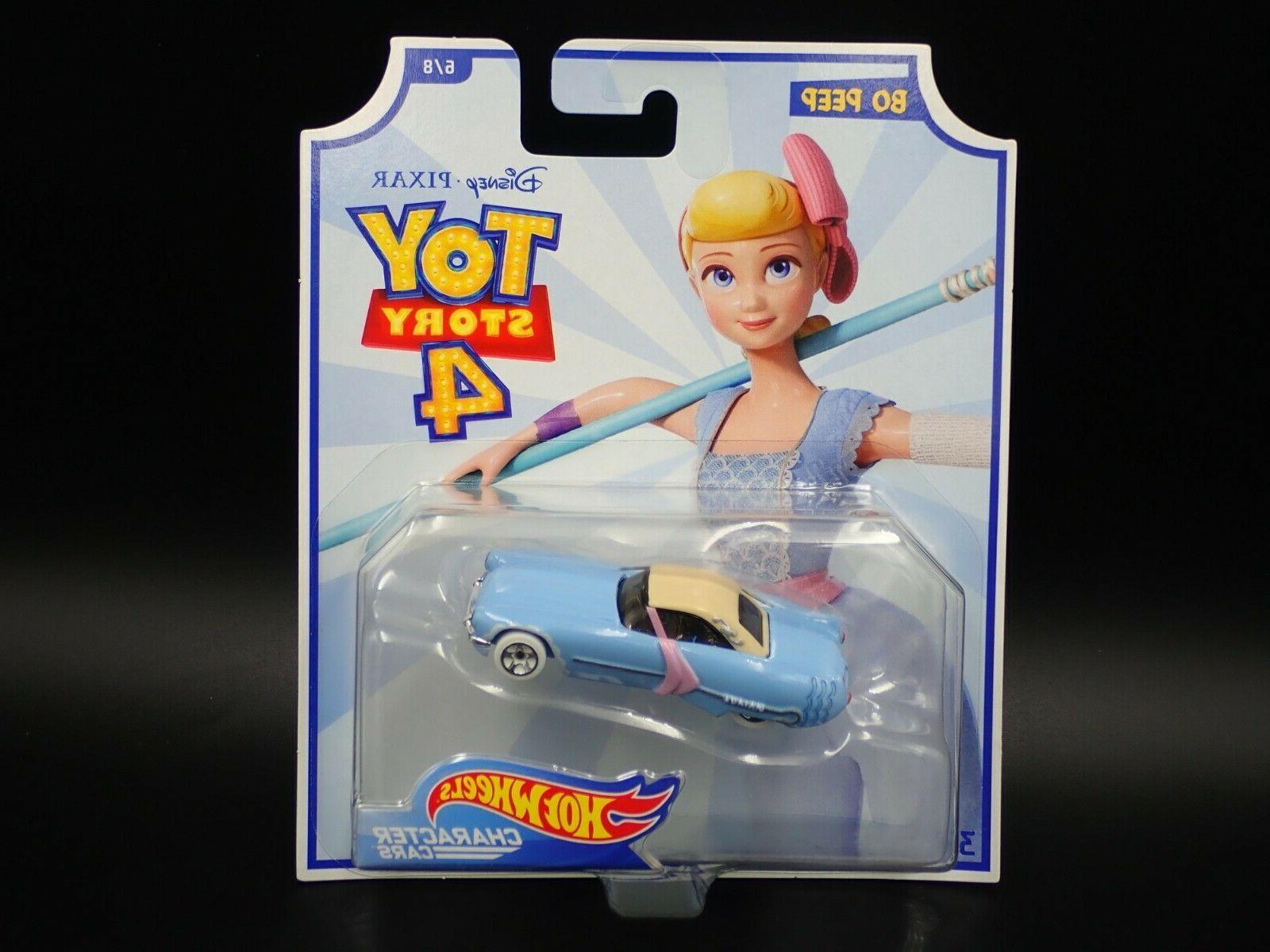 character cars disney pixar toy story 4