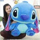 2018 NEW Giant Size Disney Blue Lilo stitch stuffed animal T