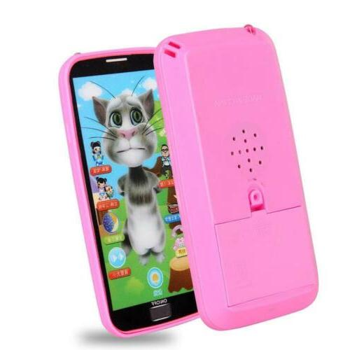 child Simulator Toy Cell Screen Educational Baby
