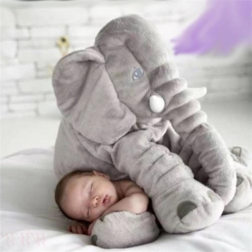 Children Elephant Toys Plush Pillow kids Gifts