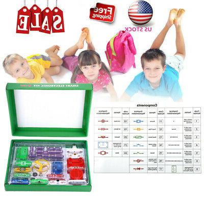 circuits for kids elsky 335 electronics discovery