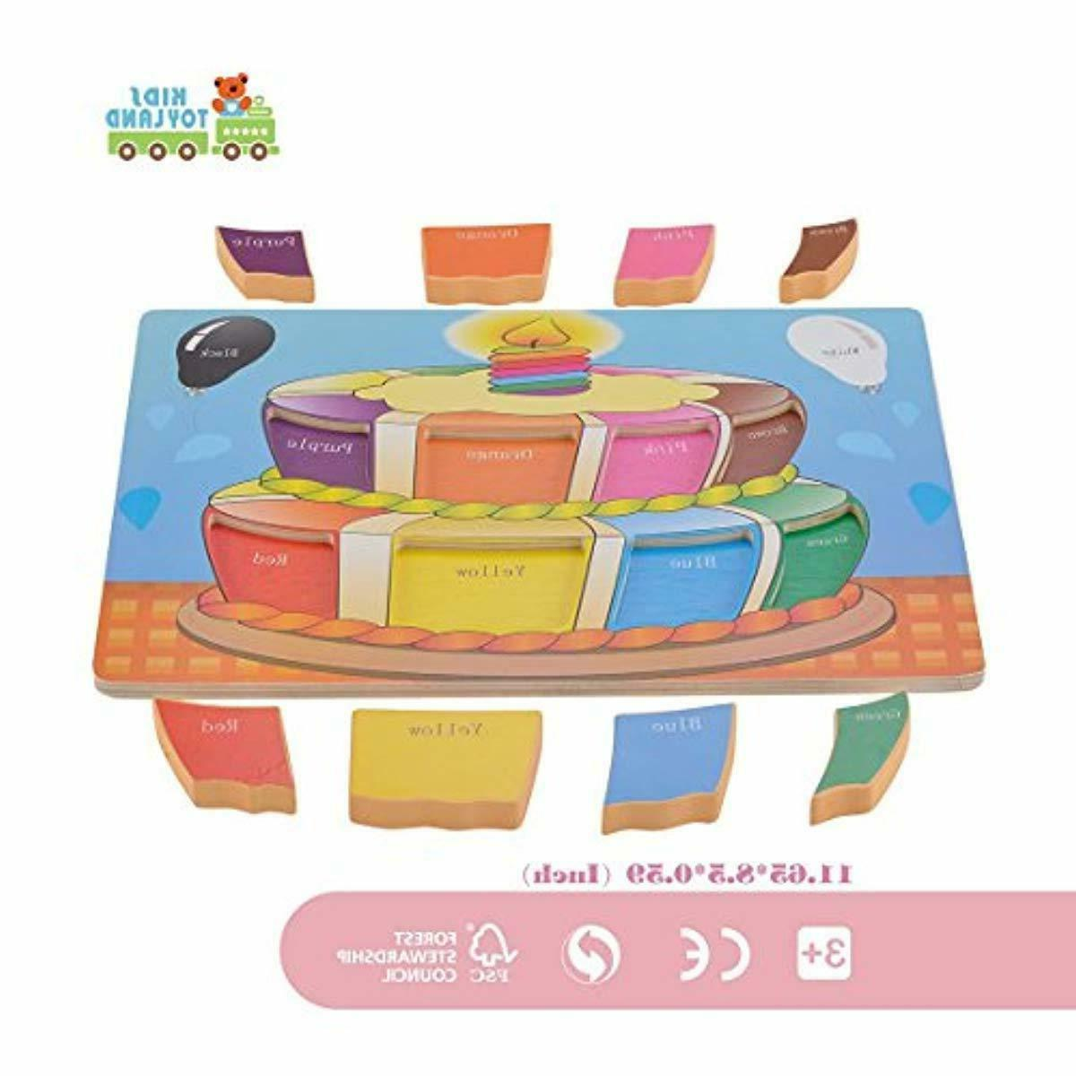 Classic Puzzles Toddlers Suitable Ages