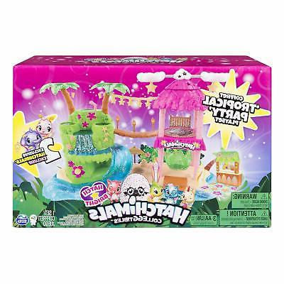 colleggtibles tropical party playset