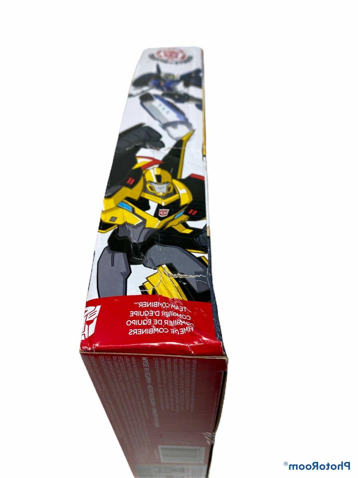 Transformers Combiner Ultra Disguise 4 Figure