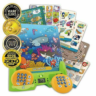 connectrix junior memory matching game for kids