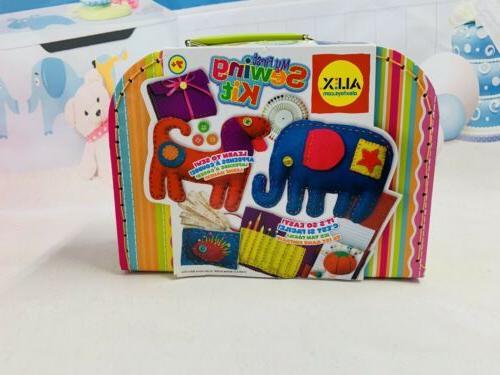 craft my first sewing kit child craft
