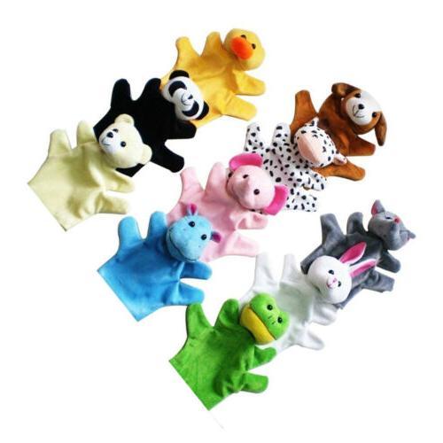 Cute Animal Toys for Kids Children, Set of K3C6