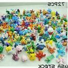 Cute Lot of 72 pcs 2-3cm Pokemon mini Figures great for part