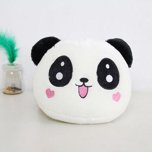 Stuffed Panda Pillow 20cm