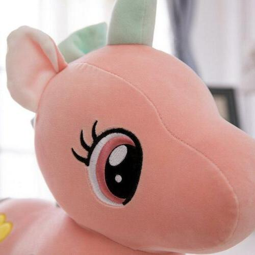 Cute Fluffy Stuffed Animal Lovely Doll Baby Gift