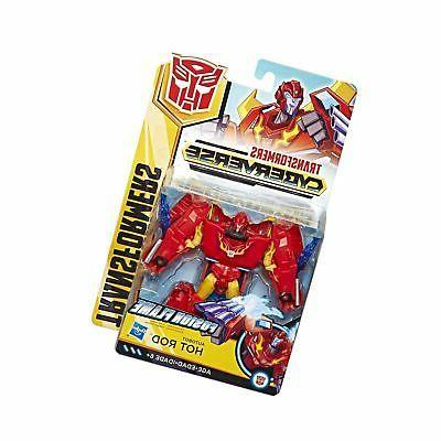 Transformers Cyberverse Warrior Action Figure...