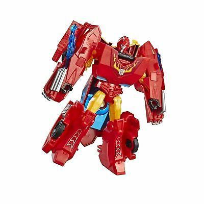 cyberverse action attackers warrior class hot rod