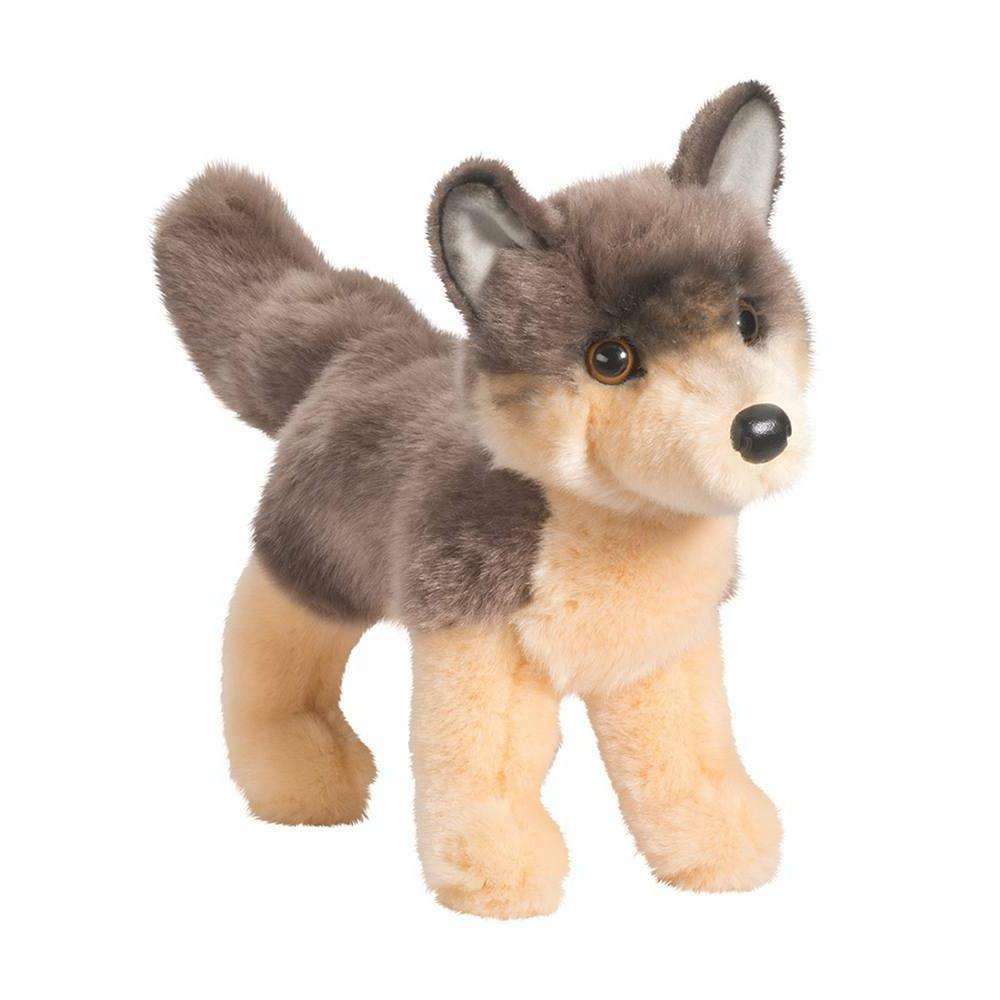 Douglas 10 inch Dancer the Wolf Plush Toy