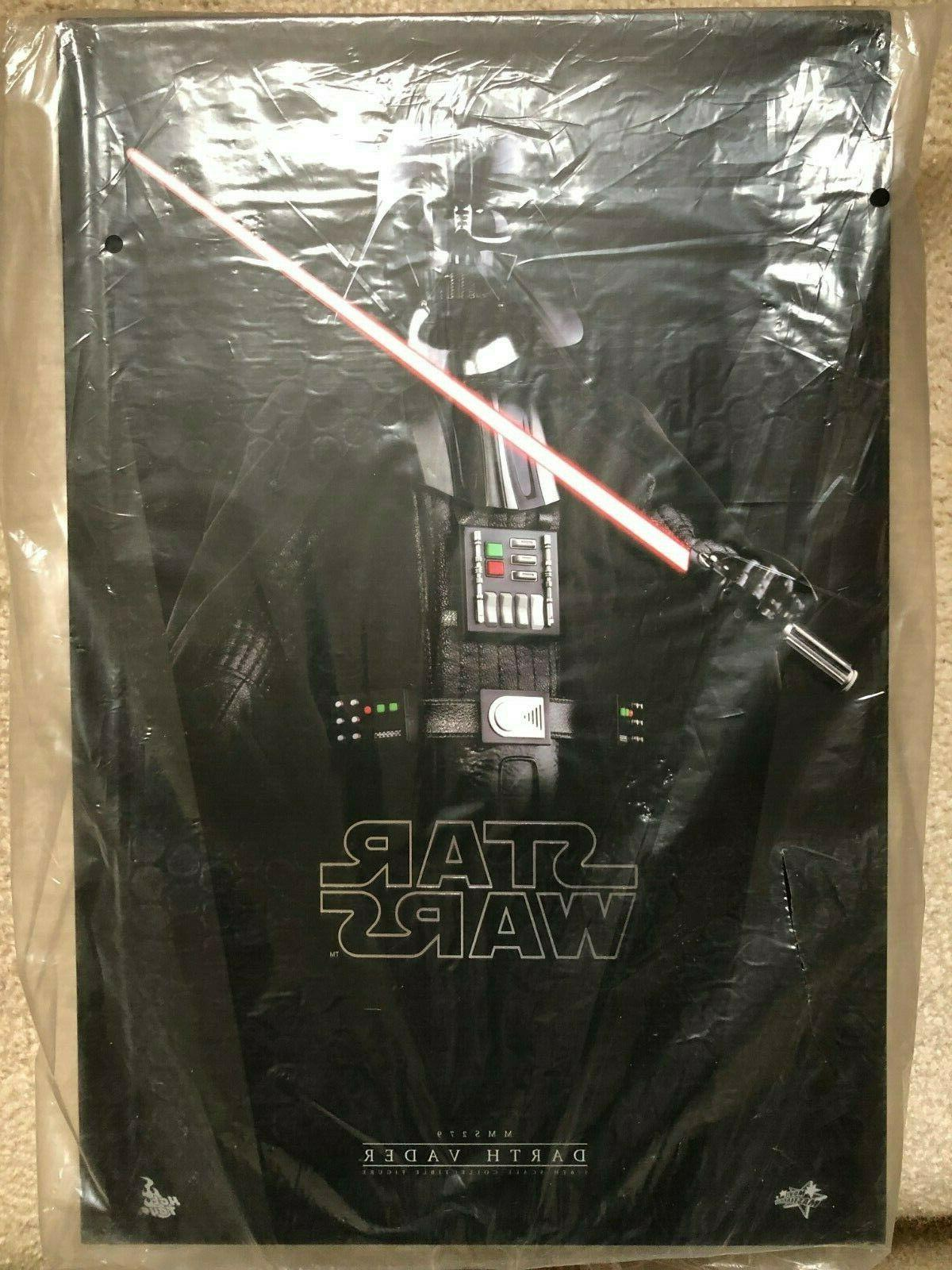 Hot Toys Darth Vader Star Wars Ep IV A New Hope 1/6th Scale