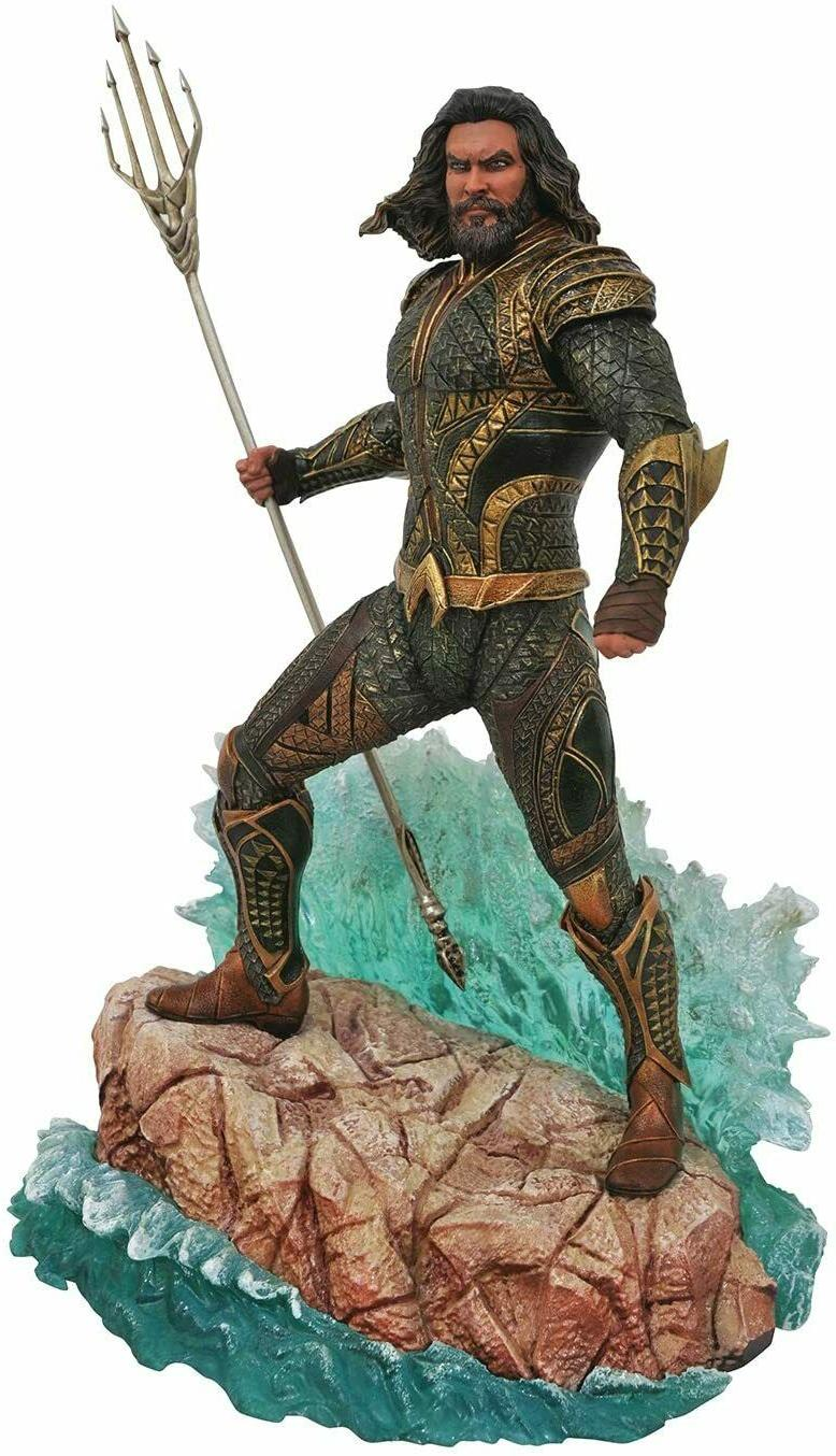 DIAMOND SELECT TOYS DC Gallery: Justice League Movie Aquaman