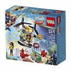 LEGO DC SUPER HERO GIRLS BUMBLEBEE HELICOPTER  - NEW, FACTOR