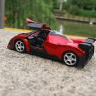 Devel Sixteen Super Cars Model 1:32 Sound&Light Alloy Diecas