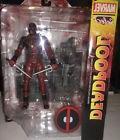 """Diamond Select Toys Marvel 7"""" Deadpool High Quality Action"""