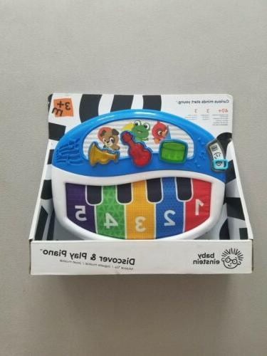 BABY Discover Play Piano Musical Keyboard Toy