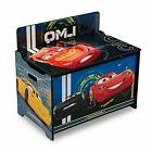 Delta Children Disney Pixar Cars Deluxe Toddler Toy Storage