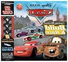 DISNEY PIXAR - CARS - LIGHTNING MCQUEEN BUILD & RACE KLUTZ C