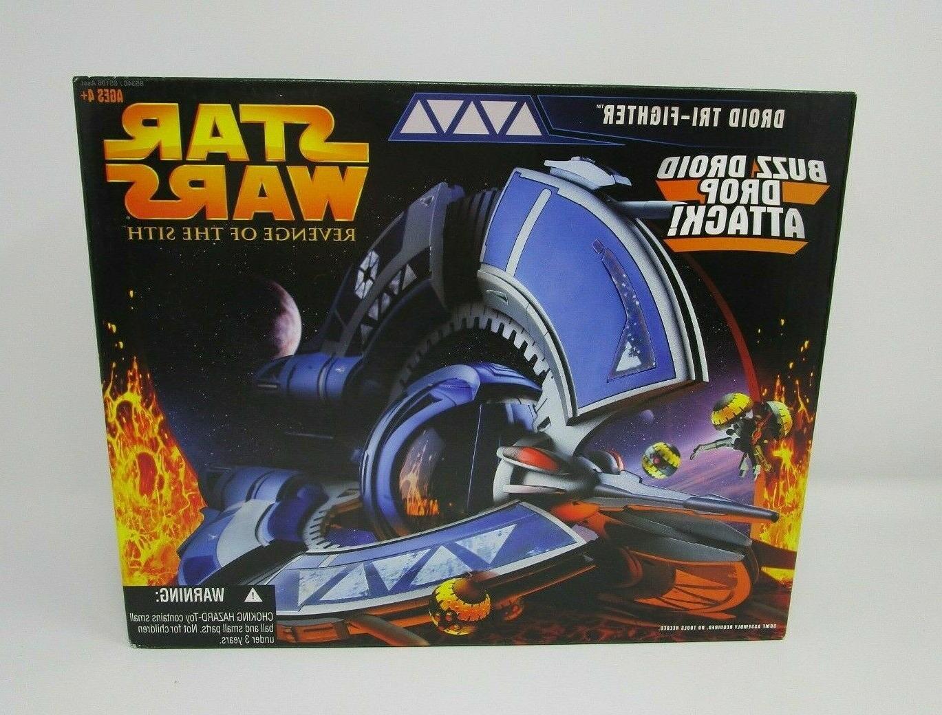 droid tri fighter 2005 rots star wars
