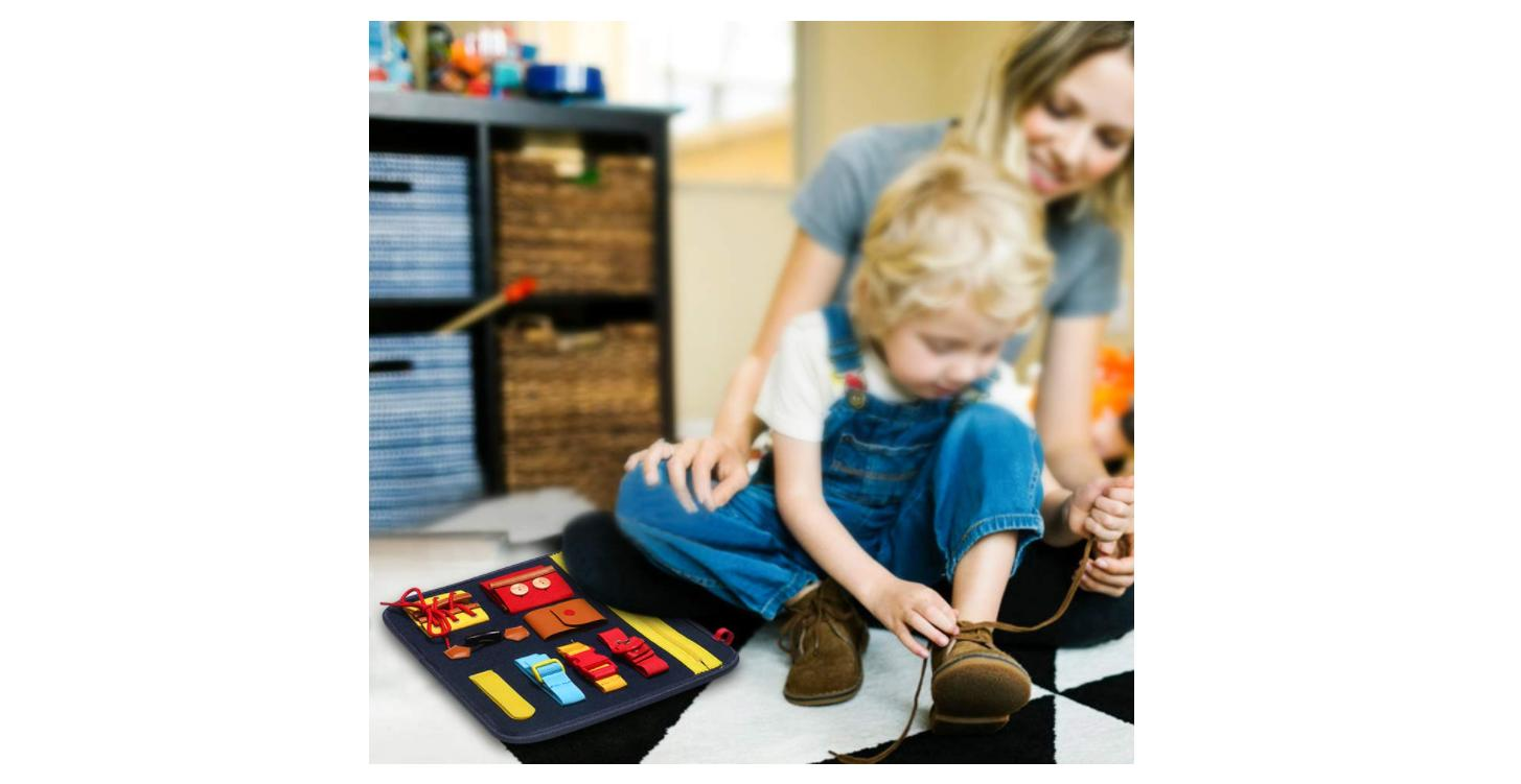 Educational Early Learning Toy for Skills