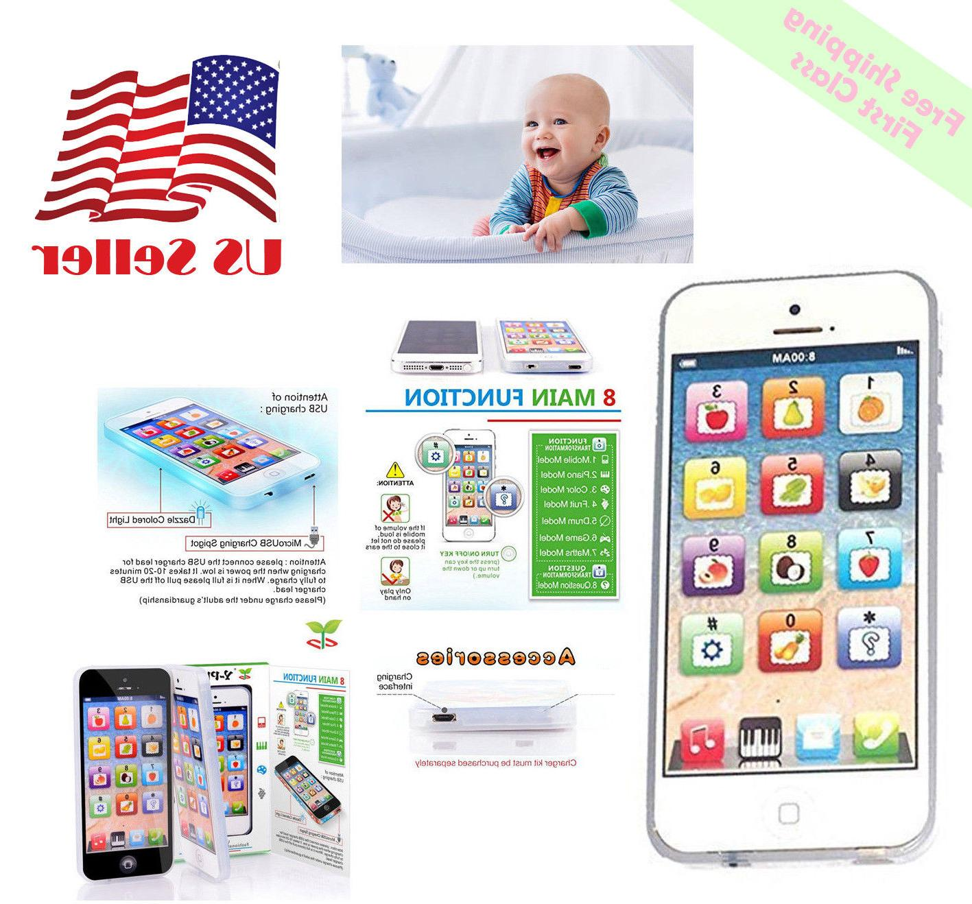 educational electronic learning toy toddler baby iphone