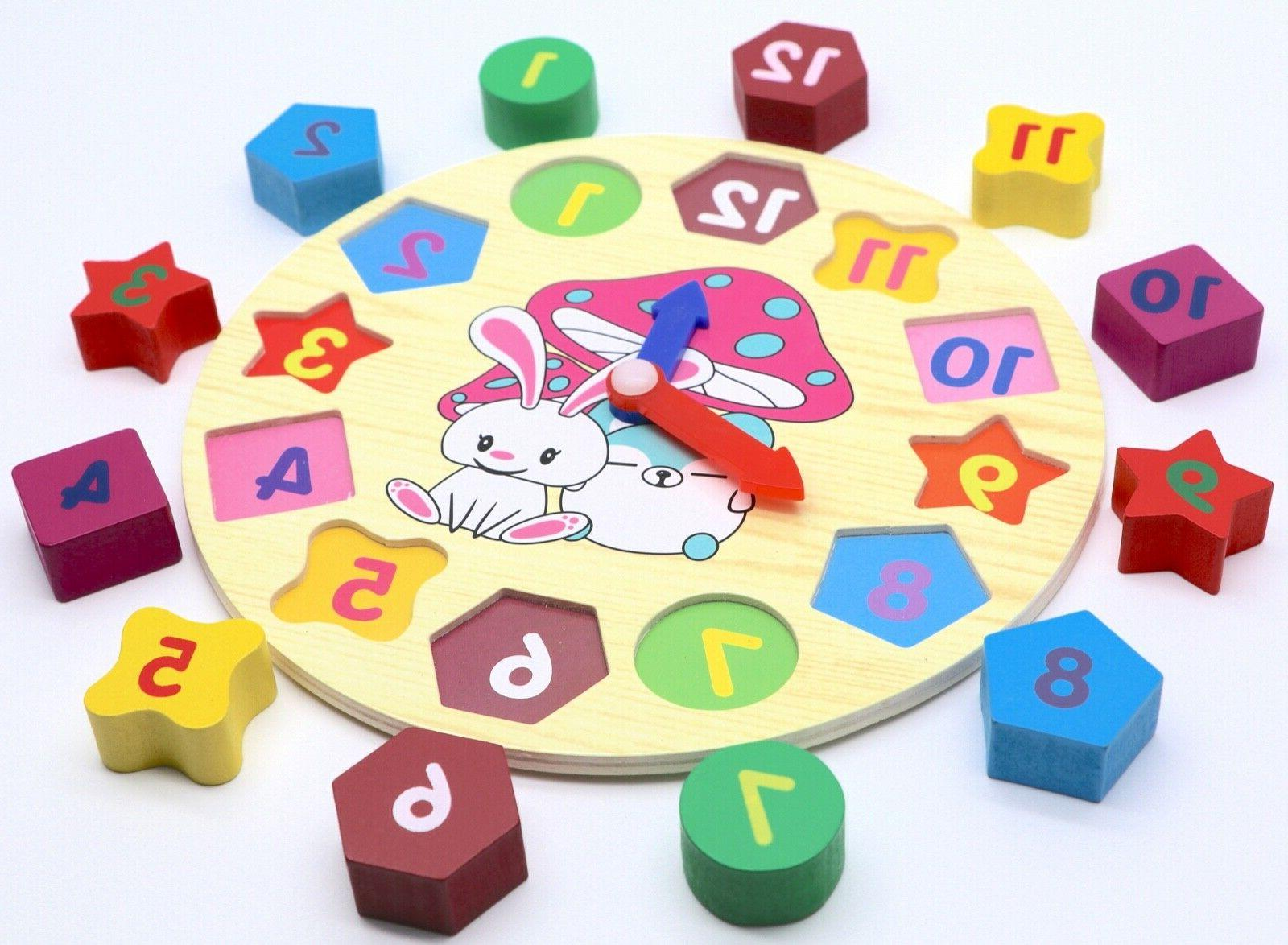 Puzzle Play Toddlers Kids